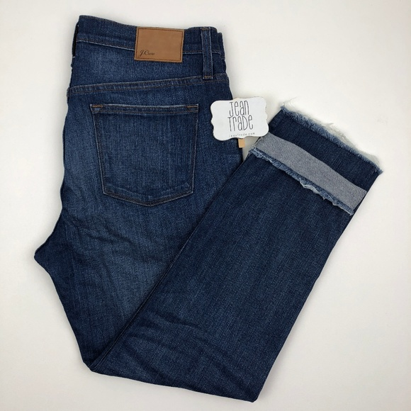 J. Crew Denim - J. Crew Slim Broken in Boyfriend Jeans